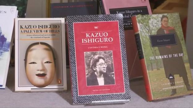 portada del libro de Kazuo Ishiguro