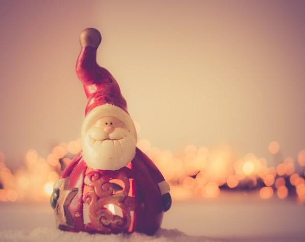 Ser Papá Noel en Navidad