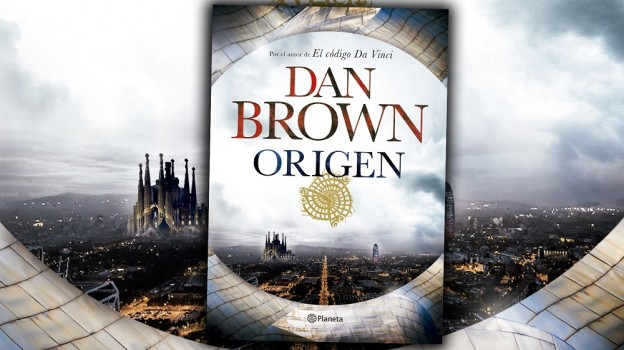"portada libro ""origen"" dan brown"