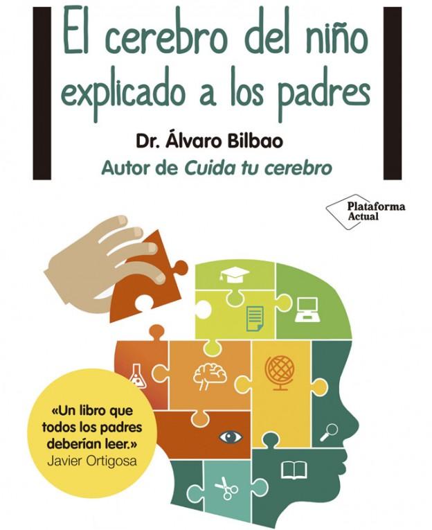 """portada """"Cerebro del niño explicado a los padres"""""""