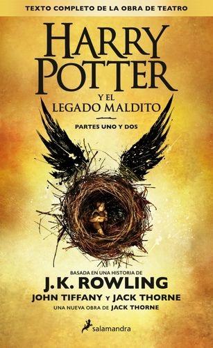 "Como conseguir entradas para ""Harry Potter and the cursed child"""